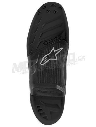 Podrážky pro boty TECH 7 2014 a novější, ALPINESTARS - Itálie (černé, pár)