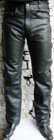 KO kalhoty kožené šněrováky – vel: 42