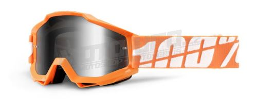 100% brýle Accuri – zrcadlové + čiré sklo – Caltrans