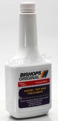 BISHOPS - 696-D aditivum do nafty k vyčištění motoru - 354ml