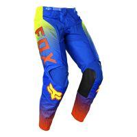 FOX kalhoty 180 OKTIV blue vel: 34