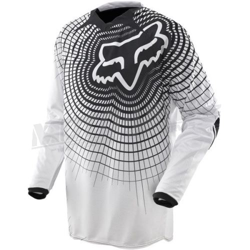 FOX dres 360 VORTEX white