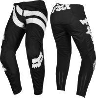 FOX kalhoty 180 COTA PANT 19 black vel: 34