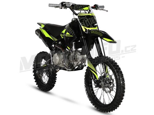 STOMP pitbike Z3 160