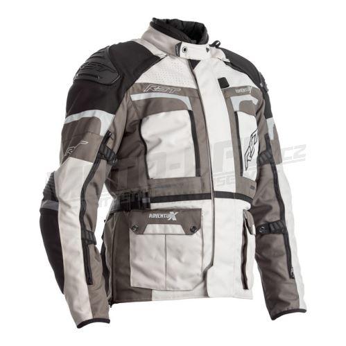 RST bunda PRO SERIES ADVENTURE-X CE 2409 grey, silver
