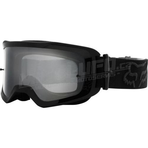 FOX brýle dětské MAIN STRAY čiré sklo - černé