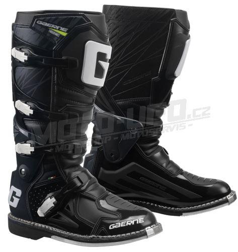 GAERNE boty FASTBACK endurance černé