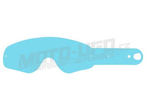 Strhávací slídy plexi pro brýle OAKLEY CROWBAR, QTECH - EU (50 vrstev v balení, čiré)