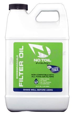 NO TOIL olej na filtry  EVOLUTION FILTER OIL - 1,89L