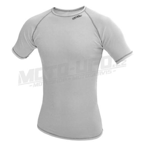 BLUEFLY - TERMO LIGHT - tričko krátký rukáv – bílé unisex