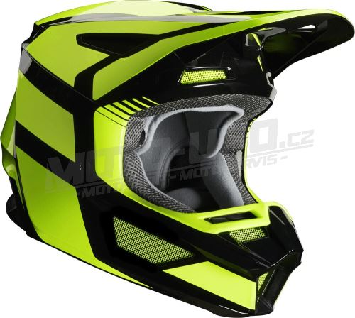 FOX přilba V2 HAYL Fluo Yellow MX20 vel: S
