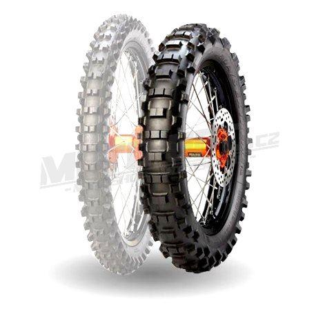 METZELER pneu 140/80-18 MCE 6 DAYS EXTREME SOFT