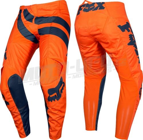 FOX kalhoty 180 COTA 19 Orange