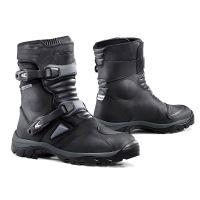 FORMA boty ADVENTURE LOW nízké černé vel: 44