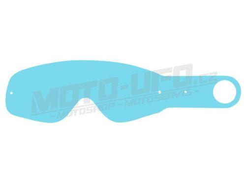 Strhávací slídy plexi pro brýle OAKLEY OFRAME, QTECH - EU (10 vrstev v balení, čiré)
