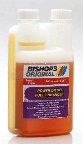 BISHOPS - A-SDFT letní aditivum do nafty - 500ml