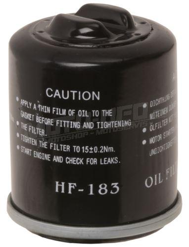 Olejový filtr ekvivalent HF183, QTECH