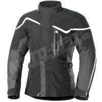 BUSE bunda RIVA – černá/bílá vel: XL