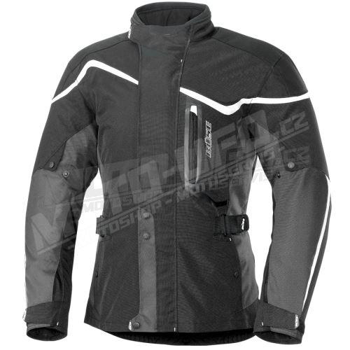 BUSE bunda RIVA – černá/bílá