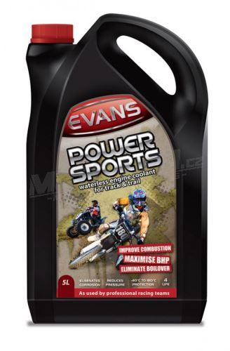 EVANS chladící kapalina Power Sports (mx + quad) – 5L