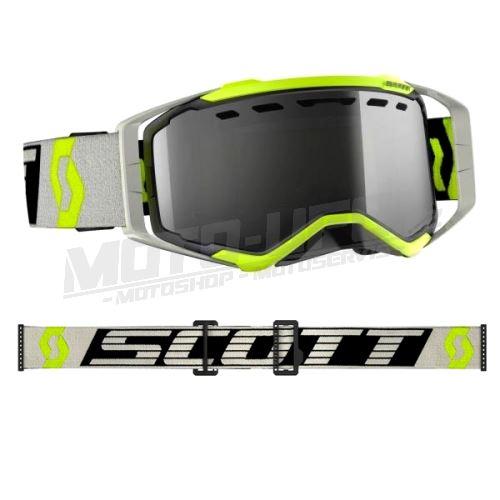 SCOTT brýle PROSPECT ENDURO LS black/grey/light sensitive grey