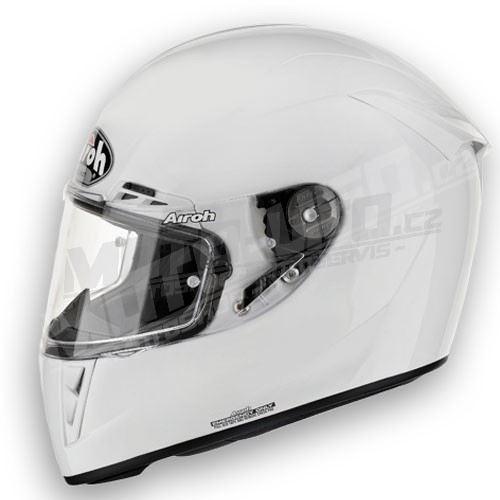 AIROH přilba GP 400 COLOR bílá vel: L