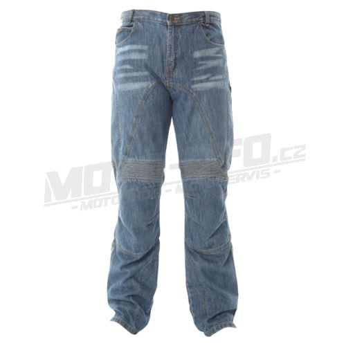 RED ROUTE rifle 006 ULTIMATE RIDER JEANS BLUE