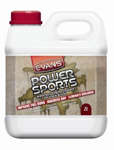 EVANS chladící kapalina Power Sports (mx + quad) - 2L