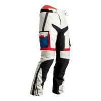 RST kalhoty ADVENTURE-X CE 2413 ice/blue/red vel: L