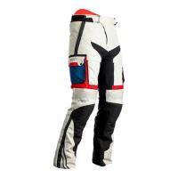 RST kalhoty ADVENTURE-X CE 2413 ice/blue/red vel: M