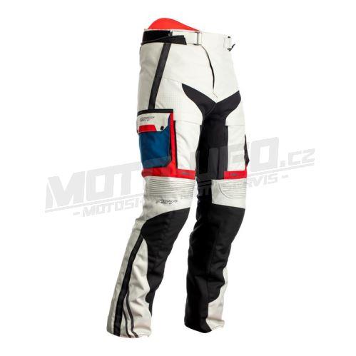 RST kalhoty PRO SERIES ADVENTURE-X CE 2413 ice/blue/red