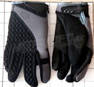 FOX rukavice dětské THERMALPAW black
