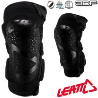LEATT chrániče kolen 3DF 5.0 ZIP Black vel: 2XL