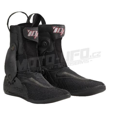 Vnitřní botička pro boty TECH10 model do 2013, ALPINESTARS - Itálie (černá)
