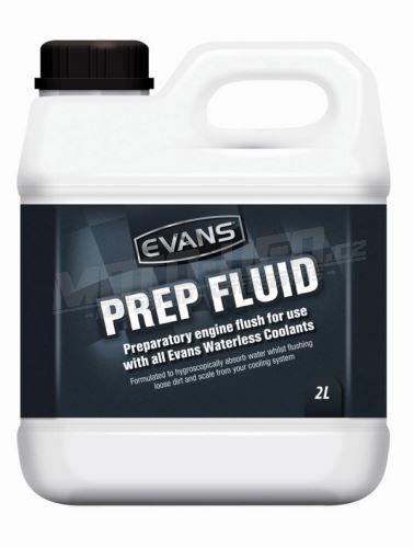 EVANS chladící kapalina Prep Fluid (proplach) - 2L