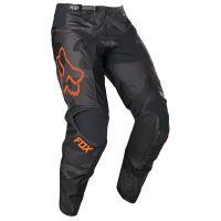 FOX kalhoty 180 TREV black, camo vel: 34