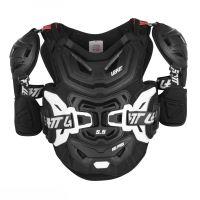 LEATT chránič hrudi s bokama 5.5 Pro HD Chest Protector Black vel: 2XL