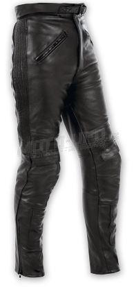 A-PRO kalhoty kožené MOTORSPORT