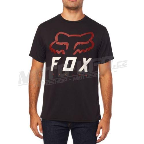 FOX funkční tričko Heritage Forger Ss Tech Tee