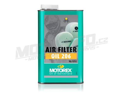 MOTOREX olej na filtry AIR FILTER OIL – 1L