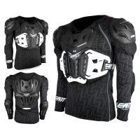 LEATT chránič těla kompletní Leatt 4.5 Body Protector Black vel: L/XL