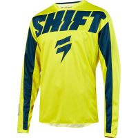 SHIFT dres WHIT3 YORK Yellow, Navy vel: 2XL