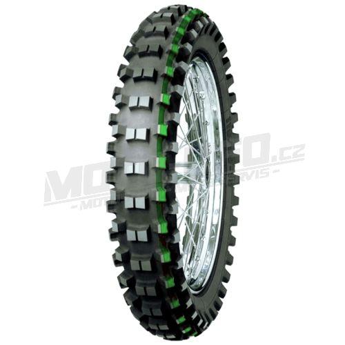 MITAS pneu 120/90-18 C-18 Super Light (zelená)