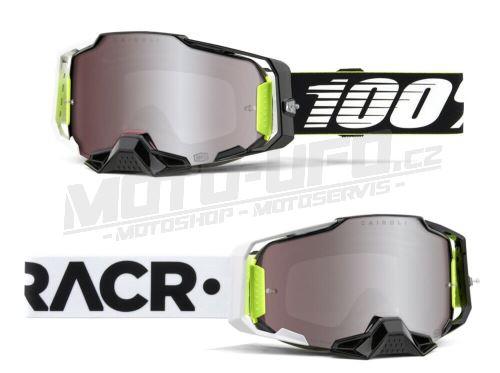 ARMEGA RACR 100% - USA , HIPER stříbrné sklo (limited edition)