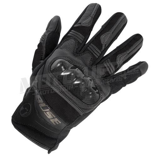 BUSE rukavice SAFE RIDE černé