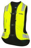 HELITE airbagová vesta TURTLE 2 HI-VIS – neon. Žlutá vel: M