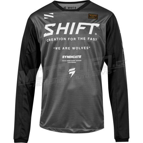 SHIFT dres WHIT3 MUSE Smoke vel: 2XL