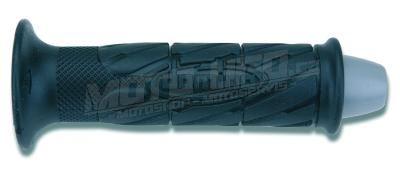 DOMINO gripy SCOOTER (3208) black – pár