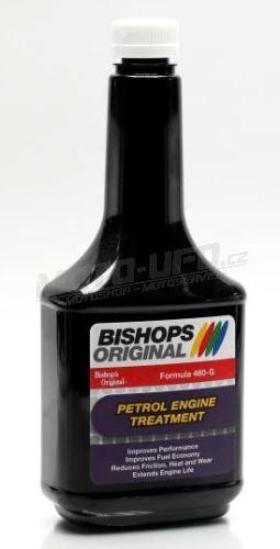 BISHOPS - 460-G aditivum do oleje benzínových motorů - 354ml