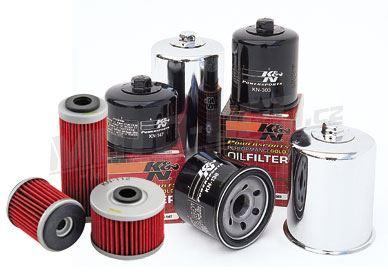 K&N olejový filtr KN-163